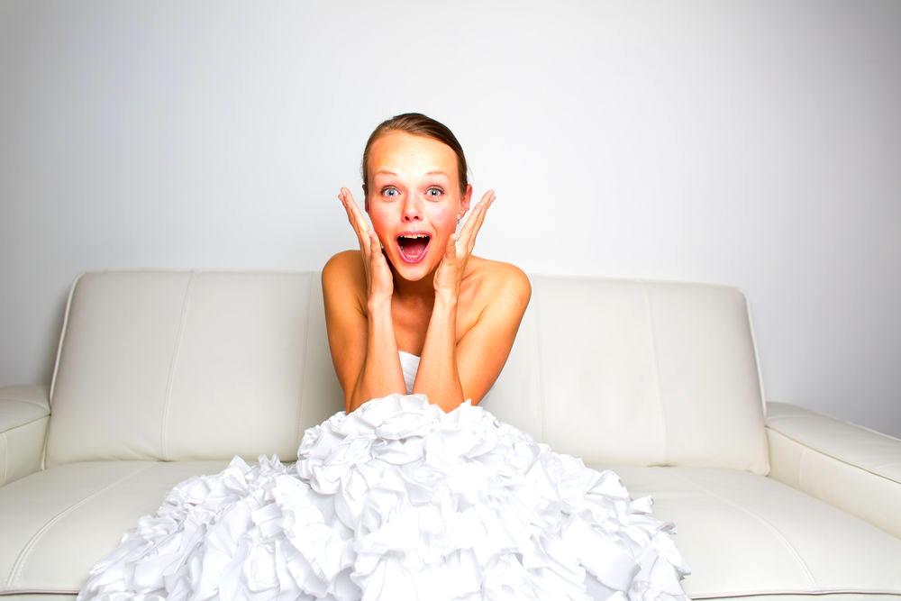 Regole per scegliere l'abito da sposa
